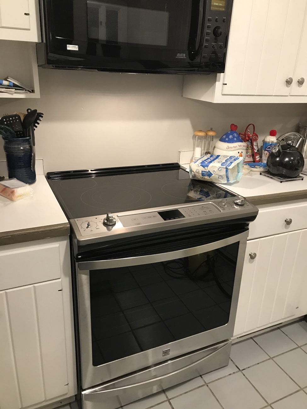 Kitchen: Baby Steps and Steam-Cleaning 2