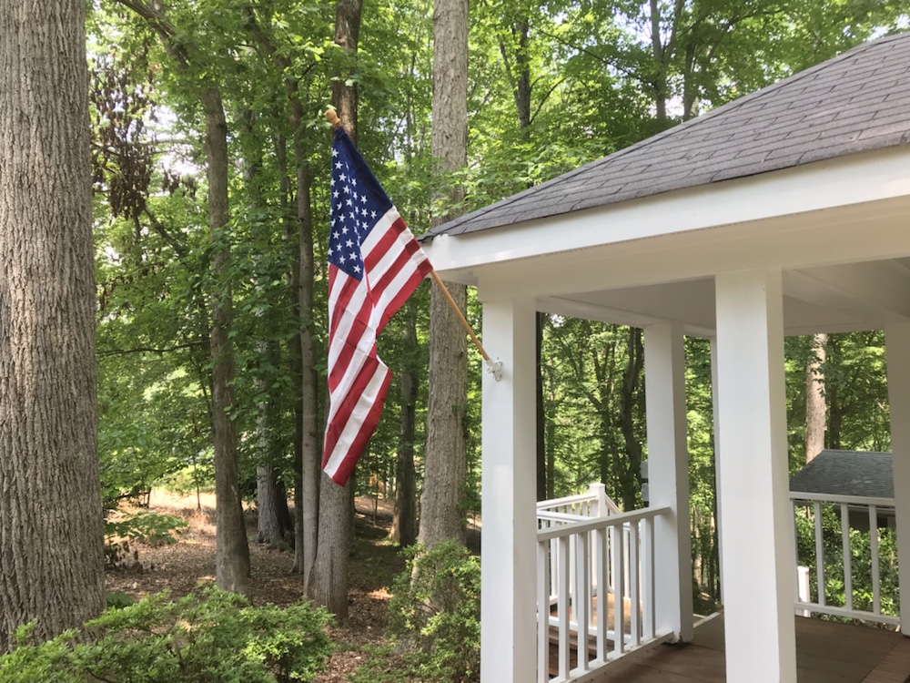 Memorial Day weekend - honoring the fallen 5